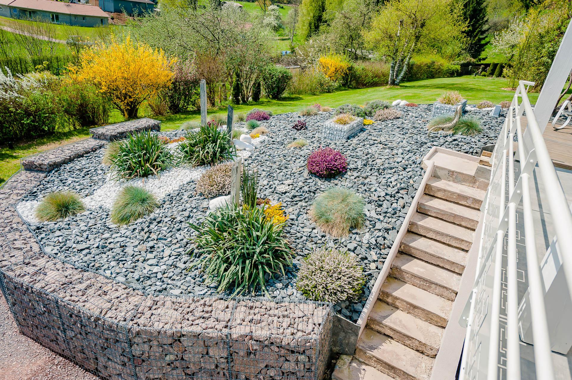 Idee D Amenagement De Jardin Dans Les Vosges Agrovosges